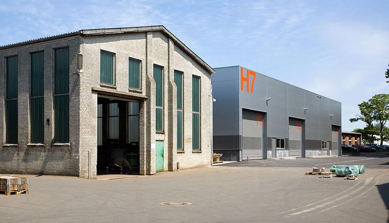 Neubau stahlbauhalle steinwender architekten heide - Steinwender architekten ...