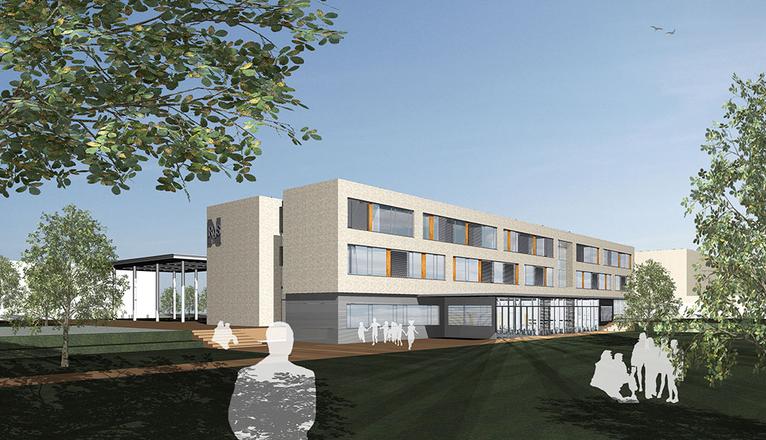 Erweiterung regionalschule steinwender architekten heide - Steinwender architekten ...