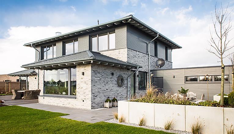 Neubau wohnhaus tp steinwender architekten heide - Steinwender architekten ...