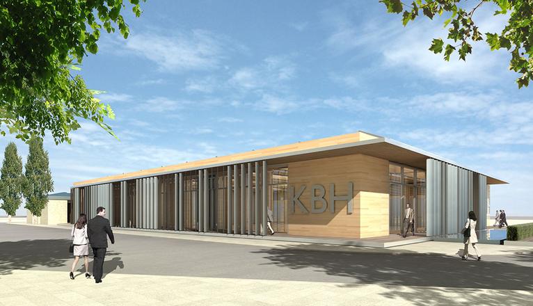 Neubau kongressbereich steinwender architekten heide - Steinwender architekten ...